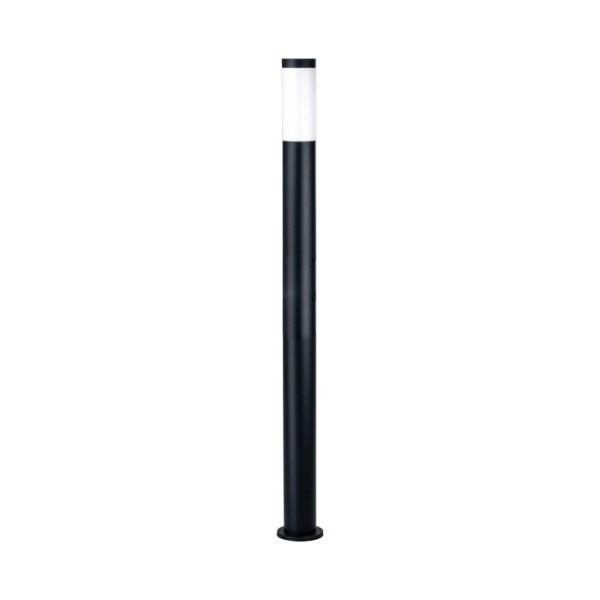 LED Градинска Лампа 80cm Сива IP44