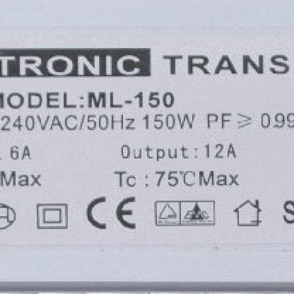трансформатор за луни 12v 150w
