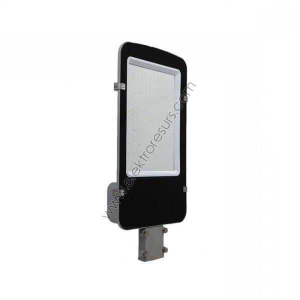 LED Улична лампа 100W 6400K Samsung чип Сиво тяло