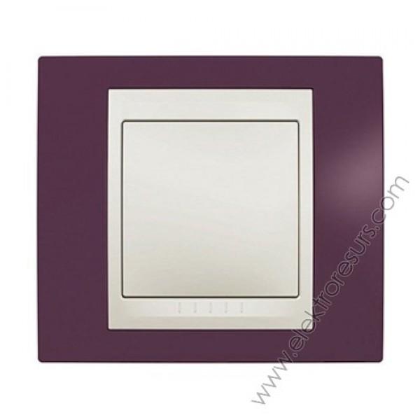 Рамка единична гранит MGU6.002.572