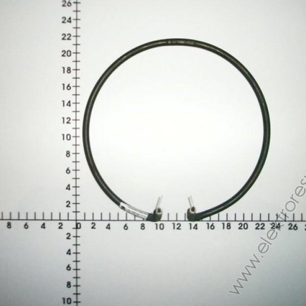 Нагревател  фритюрник 660мм 1.35kW Ni