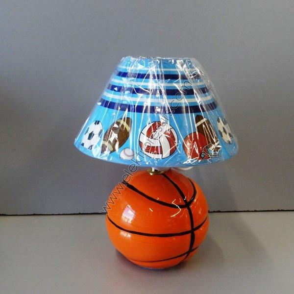 настолна лампа А2324 баск.топ.