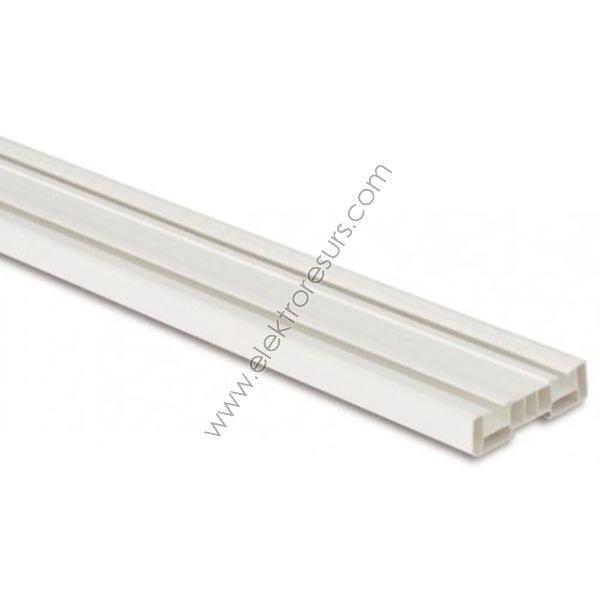 корниз PVC двоен 4м