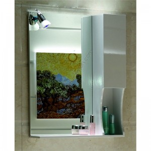 Шкаф за баня Валентино- Горен