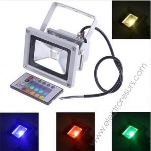 LED прожектор 50w класик - RGB