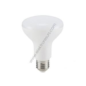 LED Крушка Е27 10W R80 6400K