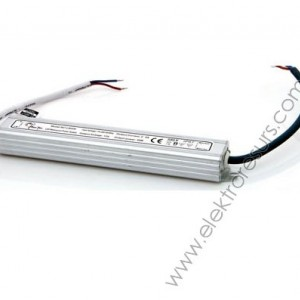 LED трансформатор 60w - влагозащитен