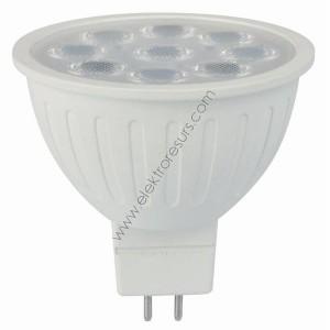 LED Крушка GU 5.3 6W 6000K