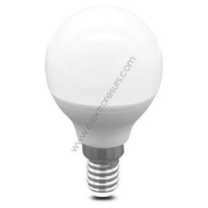 LED Крушка Е14 6.5W 6400K