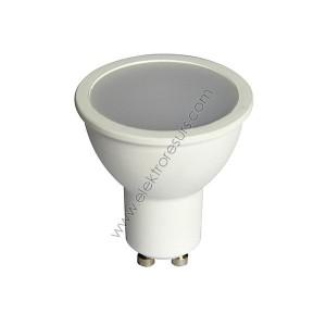 LED Крушка GU10 8.5W 6400K