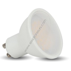 LED Крушка GU10 5W SMD 4500K