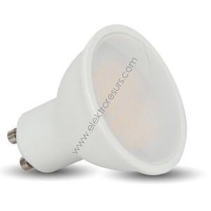 LED Крушка GU10 5W SMD 6000K