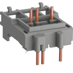 Конектор за моторна защита и контактор MS116/132 към АF9