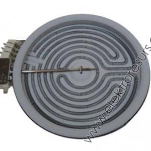 Нагревателна плоча ф165 1200w керамичен плот F165С
