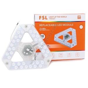 LED Магнитна платка 14W 4000K