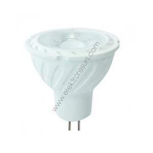LED Крушка GU 5.3 6.5W 6400K