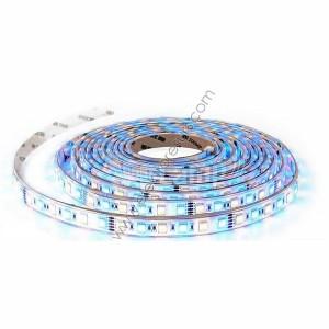 LED Лента 5050 IP20 RGB+Студено Бяла 10.8W