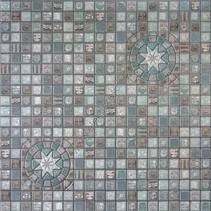 панел PVC 0.4 2771 мозайка
