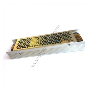 LED Захранване 150W Slim Метал