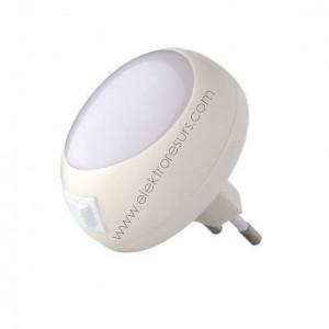 лампа нощна LED P3302 с копче