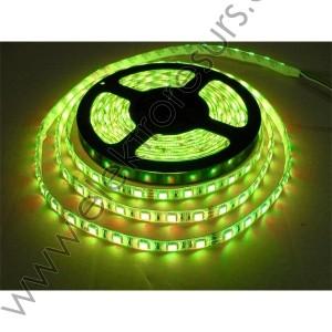 LED лента 3528 ip65 Жълта 3.6w