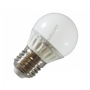LED Крушка Е27 4W Сфера 4500K