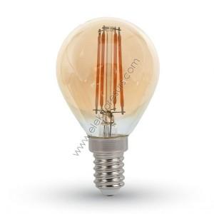 LED Крушка Е14 4W Сфера