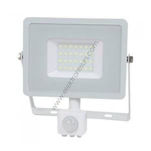 LED прожектор 30W 6000k Сензор