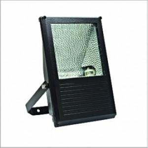Прожектор металохалоген 150w черен