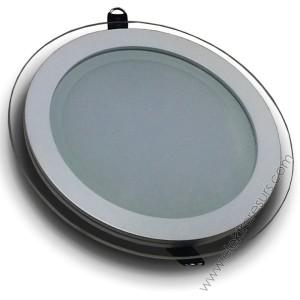 ЛЕД луна 16w 6000к кръг+стъклоLena-RG   /2020421/