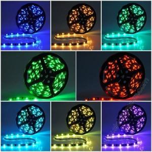 LED лента 5050 ip65 RGB 7.2w