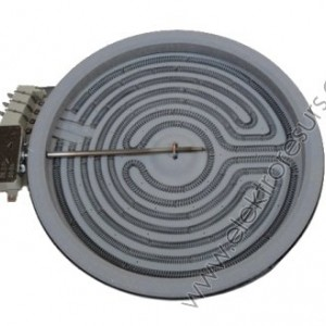 Нагревателна плоча  ф145 1200w керамичен плот