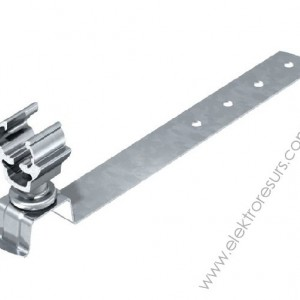 Държач за проводник Rd8-10 за покриви с керемиди 230мм - 5215544