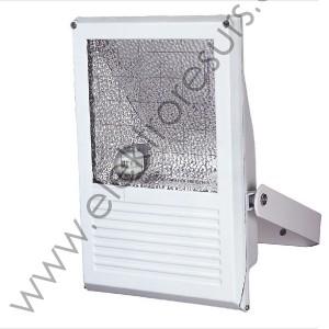 Прожектор металохалоген 150w бял