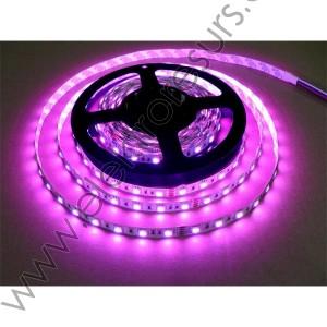 LED  лента 3528 ip20 Розова 4.8w