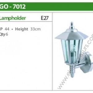 фенер нагоре метал GO-7012