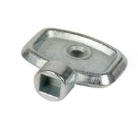 Метално ключе за ръчен обезвъздушител 1/2''