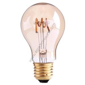 LED Крушка Е27 3W Златно стъкло 2200K