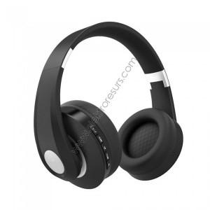 Вluetooth слушалки 500mAh 7730 Черни