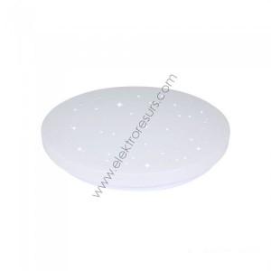 LED Плафониера 12W Звезди 3в1