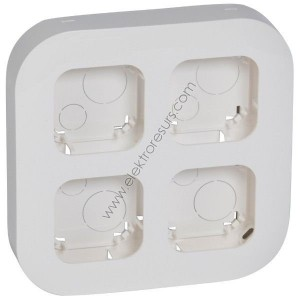 кутия Легранд 4 ОМ ip21 Форикс