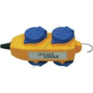 разкл 4-ка Power Blok ip44 BRS