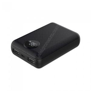 външна батерия 10000ma/h 8188 черна