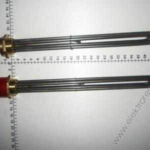 """Нагревател  котел 1,1/2""""-6kW 42см"""