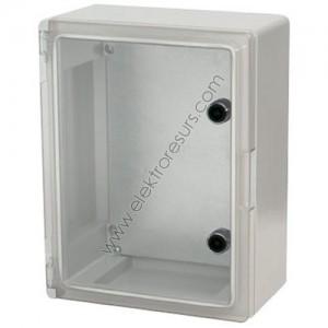 Табло 400/500/175 ABS IP65 Прозрачен капак