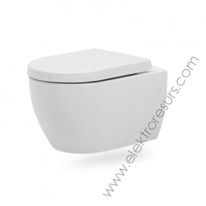 Тоалетна чиния с биде за структура за вграждане