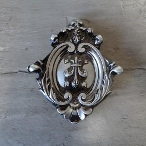 декорация малка сива