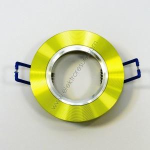 луна 705 YE алуминий/жълто