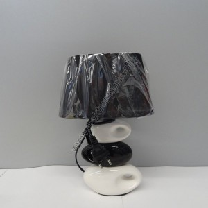 настолна лампа Г765 черна