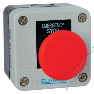 кнопка EL2-BP174  авариен стоп